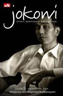 Sampul buku Jokowi