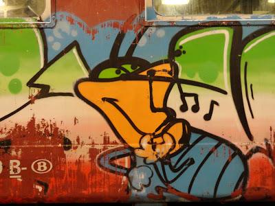 graffiti perso