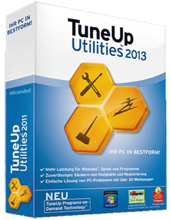 TuneUp Utilities 13.0.3020.3 Full Patch 2013 ~ Elcondef Blogger