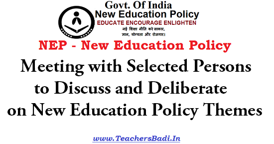 TSSCERT,Discuss and Deliberate,New Education Policy Themes