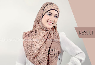 cara+memakai+jilbab+pashmina+%25286%2529 Cara Mudah Dan Cantik Memakai Jilbab Pashmina 2014