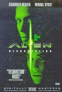 descarga de Alien Resurrección