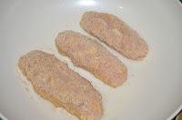 Зразы куриные с грибами: Пожарить зразы из курицы