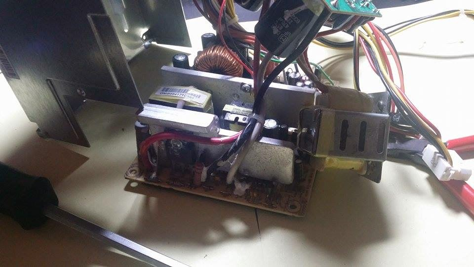 GA\'s Blog: Dell power supply repair in progress