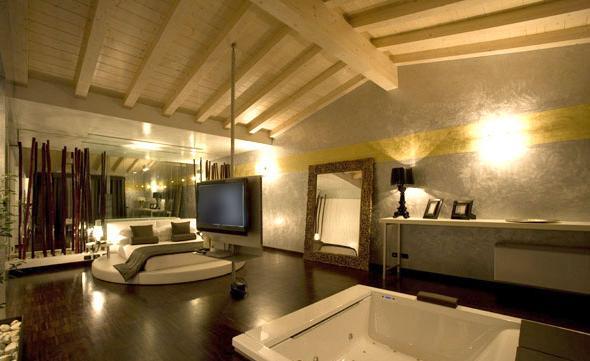 One mhotel a san paolo brescia - Idromassaggio in camera da letto puglia ...