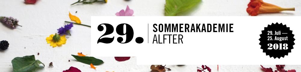 Kreative Kurse der Sommerakademie Alfter 2018
