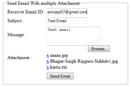 Send email with multiple attachments in asp.net