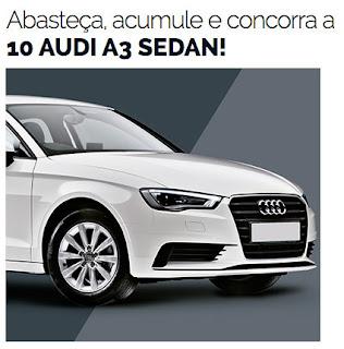 Participar promoção Ipiranga Audi