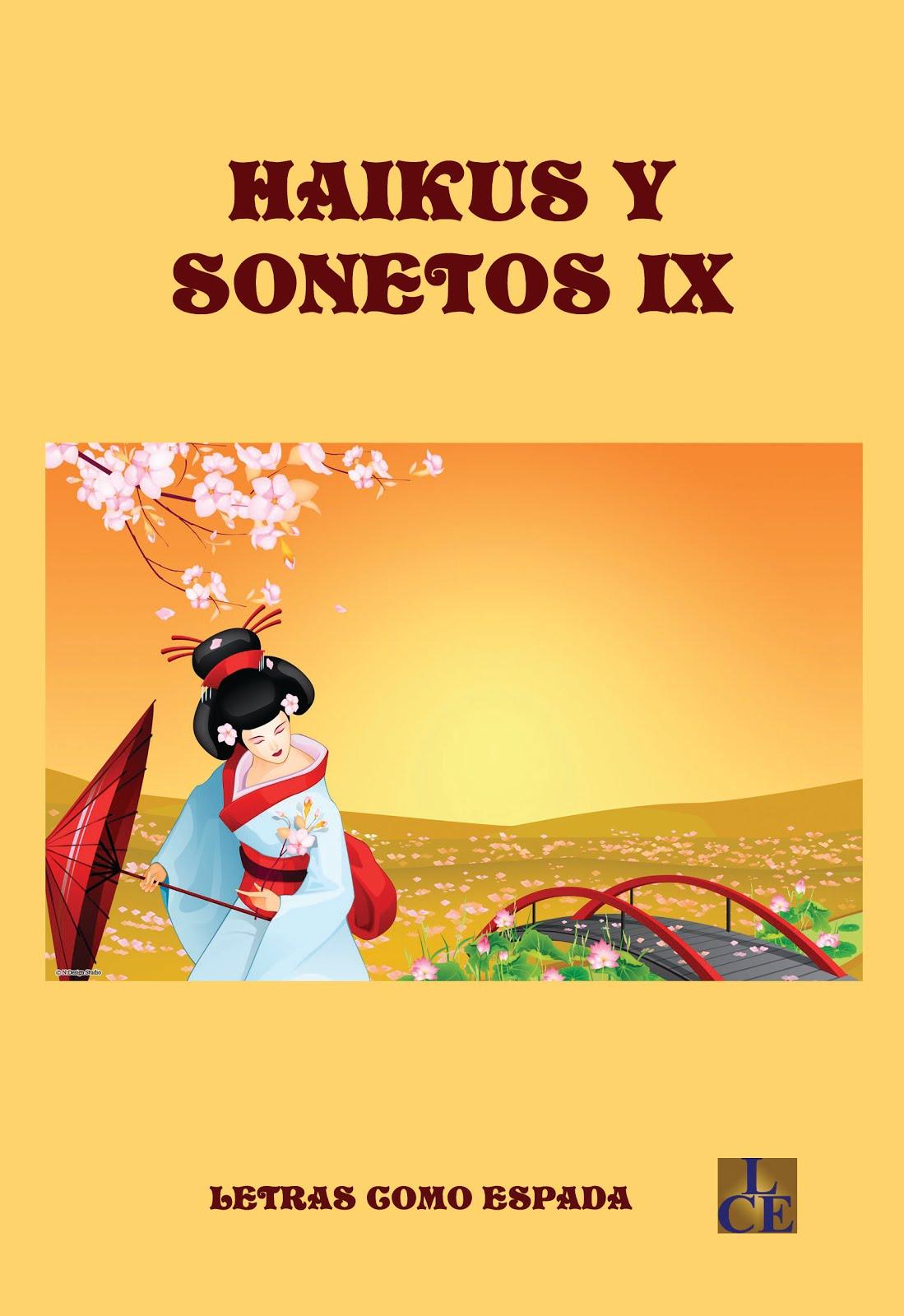 "HAIKUS Y SONETOS IX. Ganador Primer Premio II Certamen de Haikus ""Hawai Chigetsu"""
