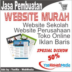 Jasa Pembuatan Website Murah Berkualitas