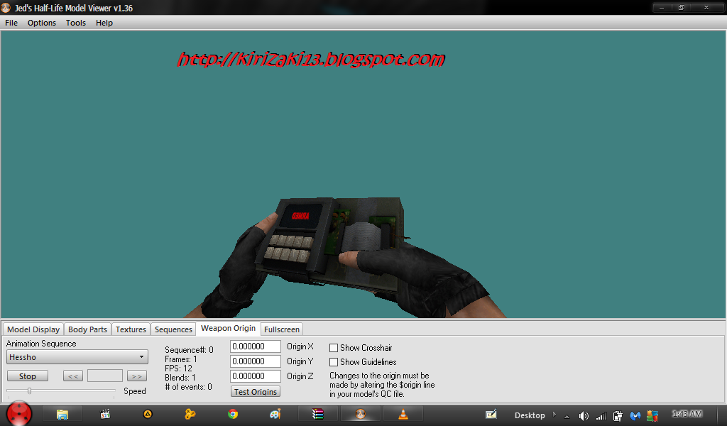Download Skin C4 Point Blank for Counter Strike 1.6