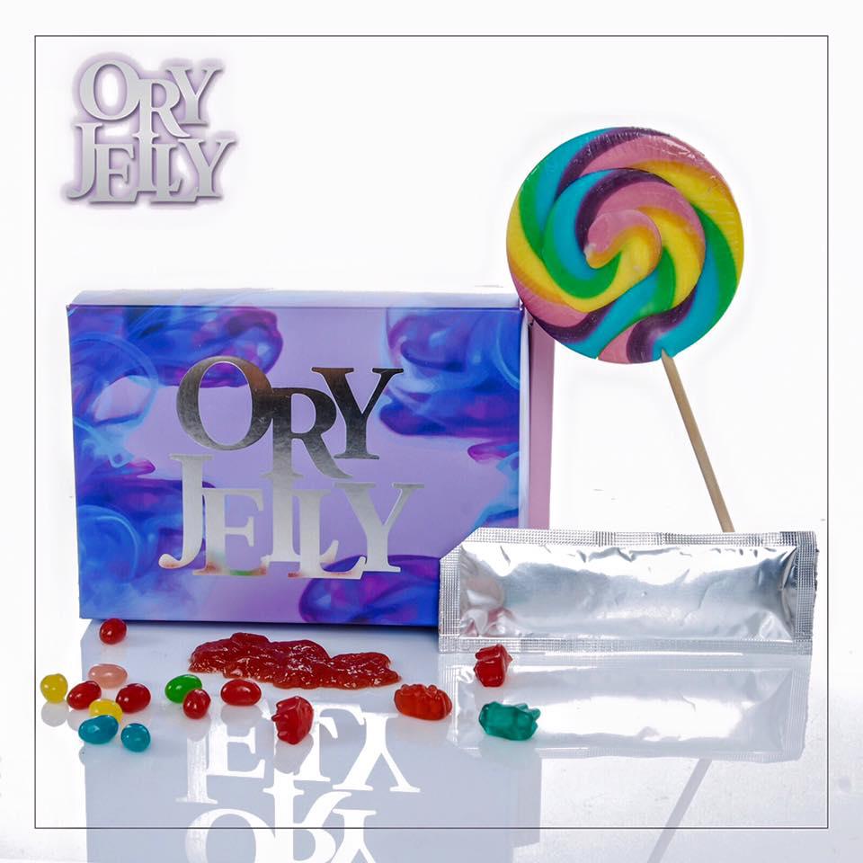 Saya jual: Ory Jelly (Kolagen Jelly)