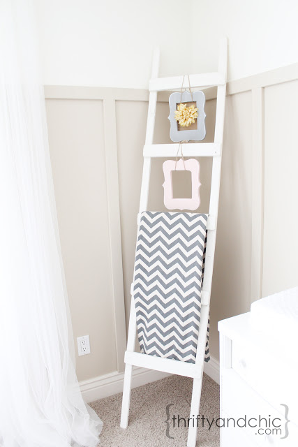Be Different   Act Normal  Decorative Ladder [