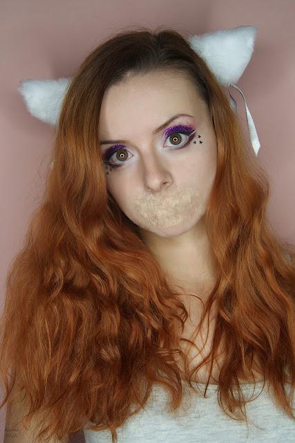 [272.] Charakteryzacja Hello Kitty