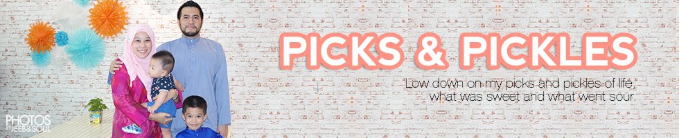 Picks and Pickles