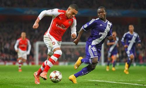 Arsenal - Anderlech