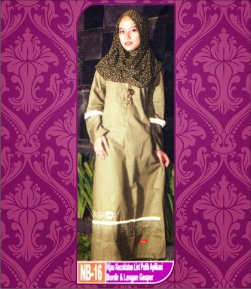 Baju Gamis Lebaran