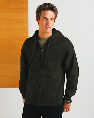 Men's Zip Hooded Sweatshirts