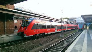 Regionalverkehr: Ausfall von Verkehrshalten, Ersatzverkehr mit Bussen und Umleitungen auf der RB 14 zwischen Berlin-Spandau und Berlin Jungfernheide vom 1. bis 8. Juni 2014