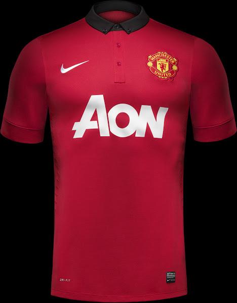 Manchester United 2014 Kit