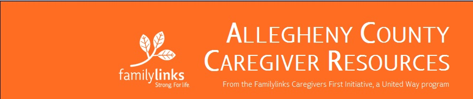 Allegheny County Caregiver Resources