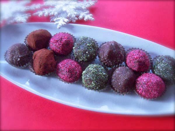 Recette Truffes de chocolat