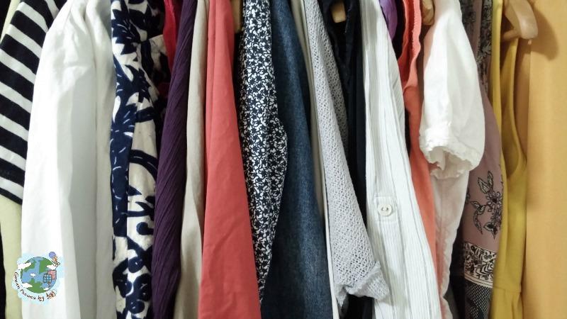 My Wardrobe Audit - I have too many clothes