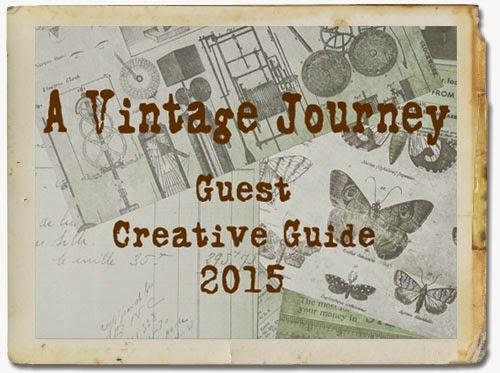 Guest Designer A Vintage Journey