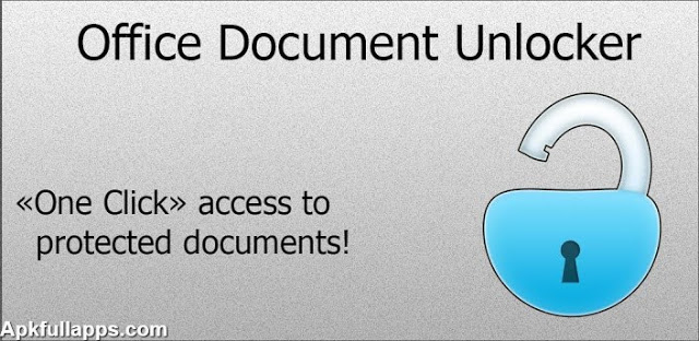 Office Document Unlocker v0.4 APK