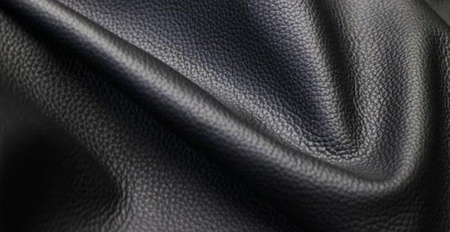 Loại da vụn có vân & độ mềm như hình, chủ yếu gồm màu đen và nâu.