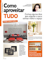 Casinha Bonitinha na Revista Decore Bem