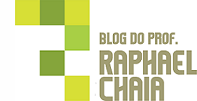 Blog do Prof. Raphael Chaia
