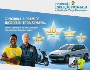 Participar nova promoção Vivo Seleção Premiada