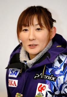 山田いずみ 元スキージャンプの選手が情熱大陸で話題!旦那とHの動画も ...