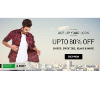Buy Shirts, Sweaters, Jeans & Many  More at Upto 80% OFF : BuyToEarn