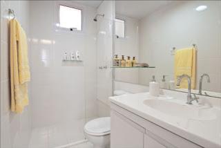 foto de espelho para banheiro