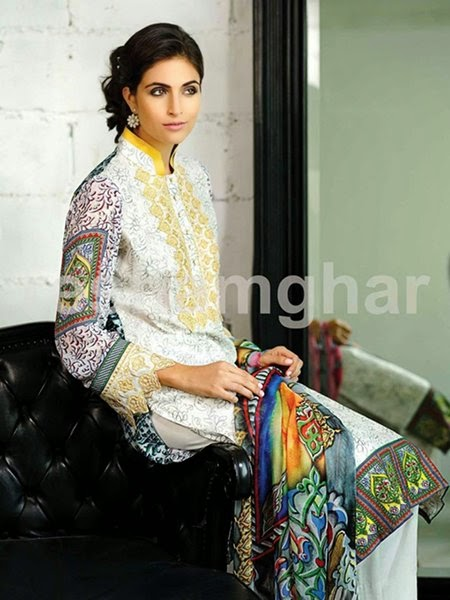 Resham Ghar Spring Summer Collection