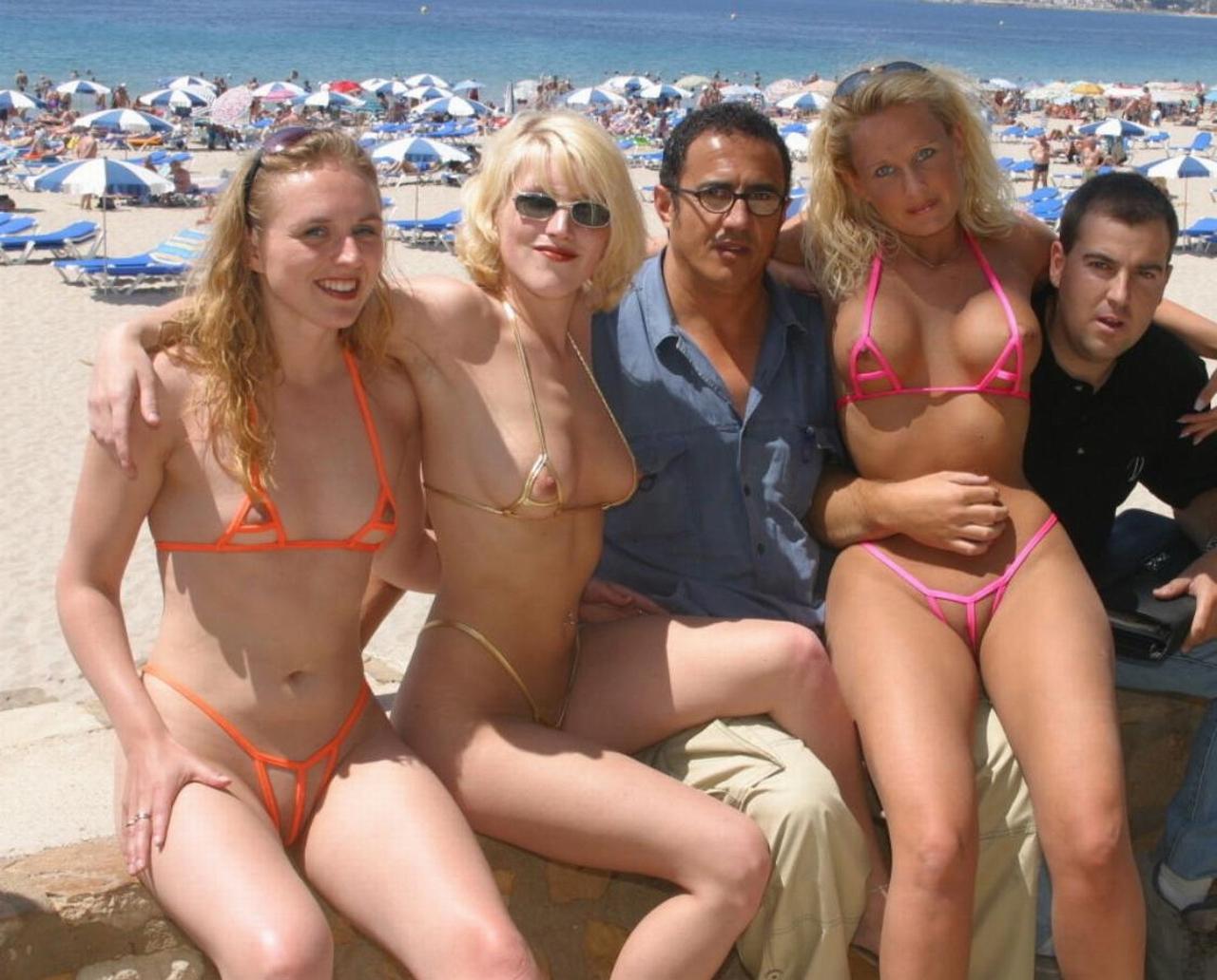 Por Cierto Si Os Gusta Ver Chicas Desnudas En La Playa No Podeis