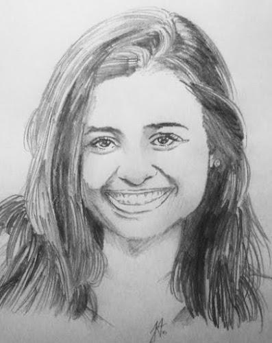 Desenho a lápis... - D3s3nh4nd0