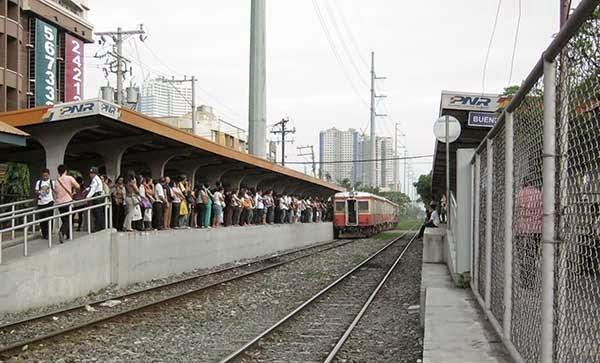 PNR Buendia station