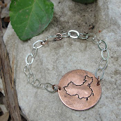 Adoption fundraiser bracelet