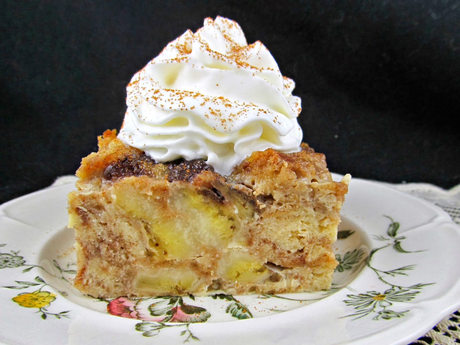 Rise and Shine: Banana Bread Pudding