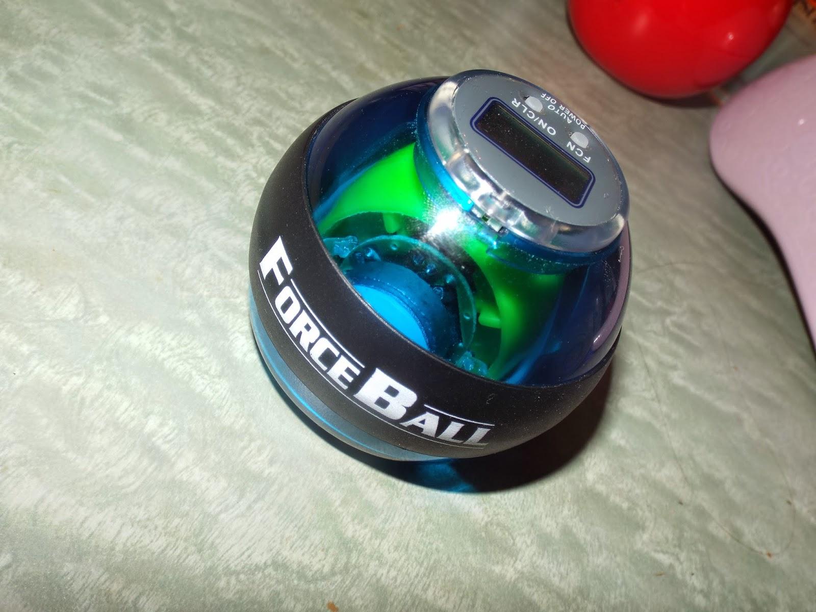 Gyro Force Ball