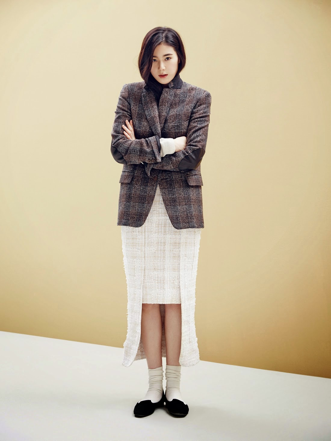 Jung Eun Jae - W Magazine February Issue 2014
