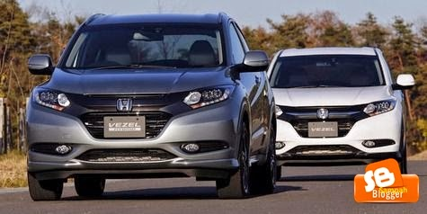 Honda HRV Specs dan Review