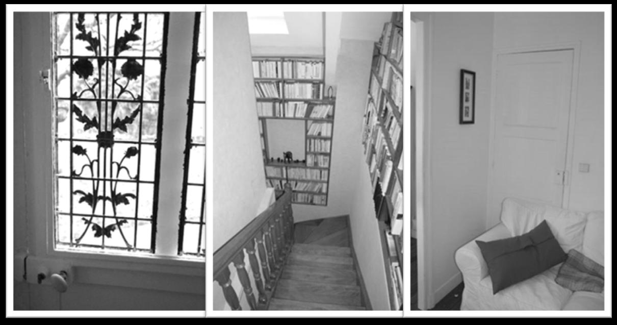Papier peint pour couloir et cage d escalier for Papier peint cage d escalier