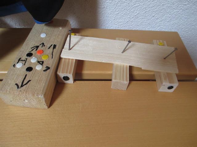 kreatives Werken mit Holz