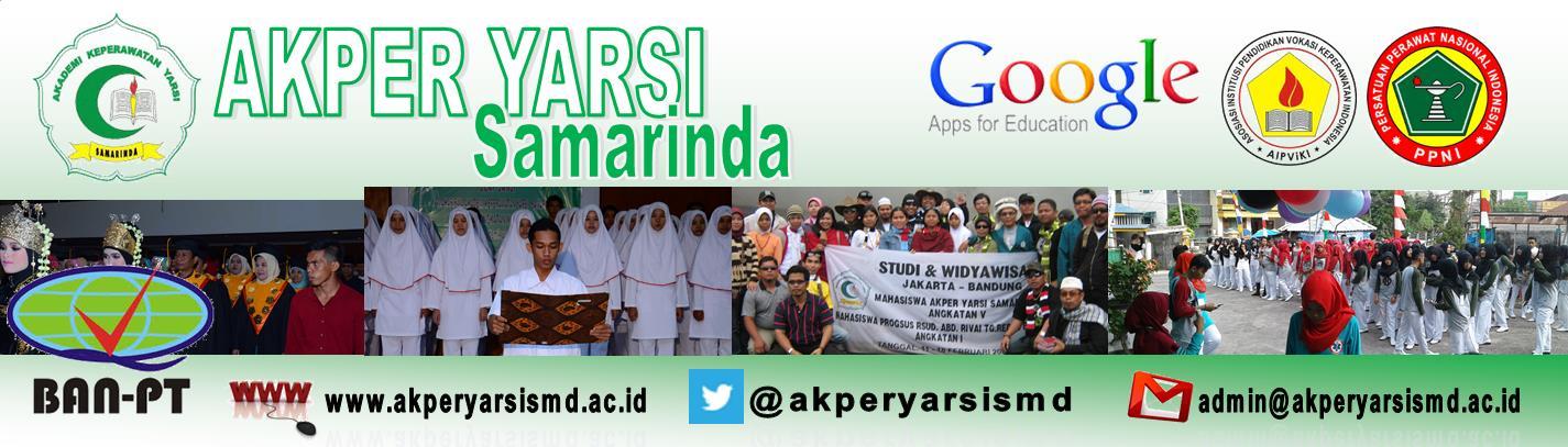 :. Akademi Keperawatan Yarsi Samarinda