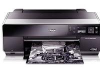 Epson Inkjet Printer R3000 Resetter and Chip Reset