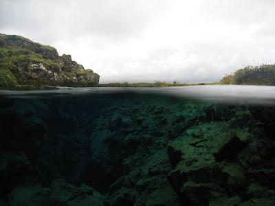 Silfra, Islanda